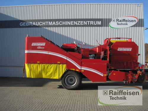 Grimme Se 150-60 Nb Рік виробництва 2013 Holle