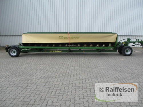 Krone X-Disc 6200 Year of Build 2014 Holle