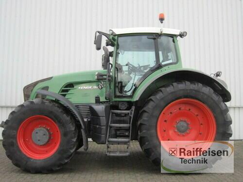 Fendt 924 Vario Rok produkcji 2007 Czterokolowy