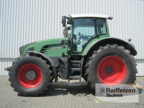 Fendt 936 Vario Año de fabricación 2007 Accionamiento 4 ruedas