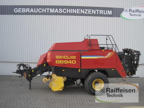 New Holland BB 940 R Baujahr 2003 Holle