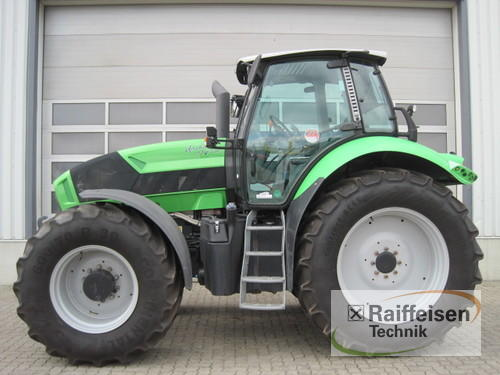 Deutz-Fahr Agrotron 630 TTV Year of Build 2011 4WD
