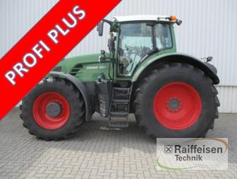 Fendt 930 Vario Year of Build 2012 4WD