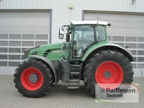 Fendt 930 Vario Årsmodell 2013 4-hjulsdrift