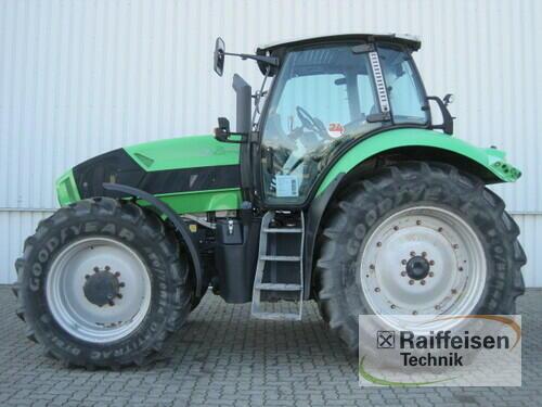 Deutz-Fahr Agrotron 630 TTV Rok produkcji 2010 Czterokolowy
