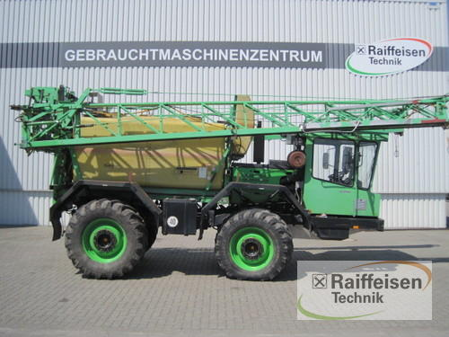 Dammann Trac Dt2100 Year of Build 1999 Holle