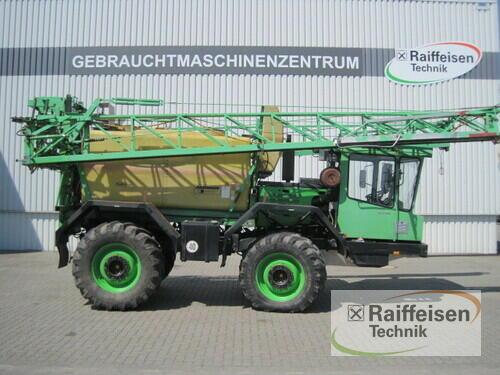 Dammann Trac Dt2100 Anul fabricaţiei 1999 Holle