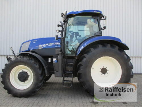 New Holland T 7.200 Auto Command Årsmodell 2014 4-hjulsdrift