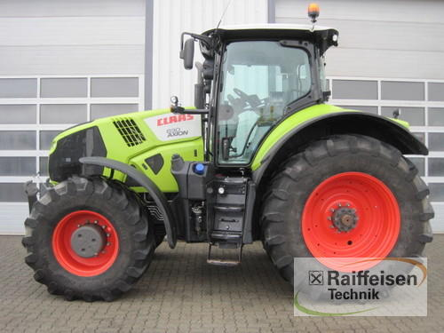 Claas Axion 830 Cmatic Årsmodell 2014 4-hjulsdrift