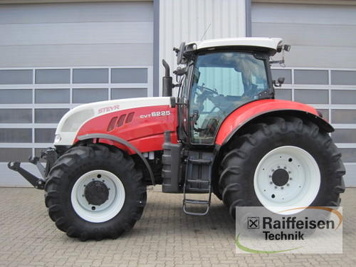 Steyr Cvt 6225 Year of Build 2009 4WD