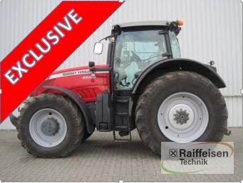 Massey Ferguson MF 8680 Dyna-VT Year of Build 2010 Holle
