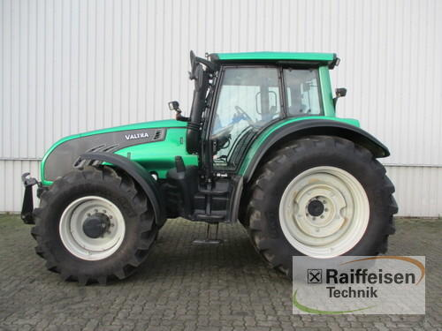 Valtra T 202 Direct Årsmodell 2010 Holle