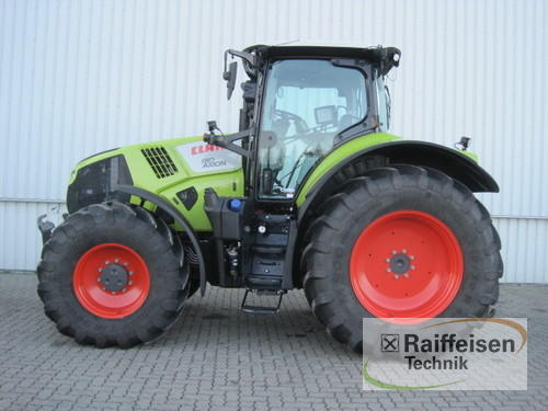 Claas Axion 810 Cebis Bouwjaar 2017 Holle