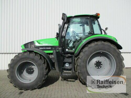 Deutz-Fahr Agrotron 6210 Cshif Rok produkcji 2015 Czterokolowy