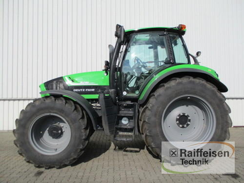 Deutz-Fahr Agrotron 6210 Cshift Årsmodell 2015 4-hjulsdrift