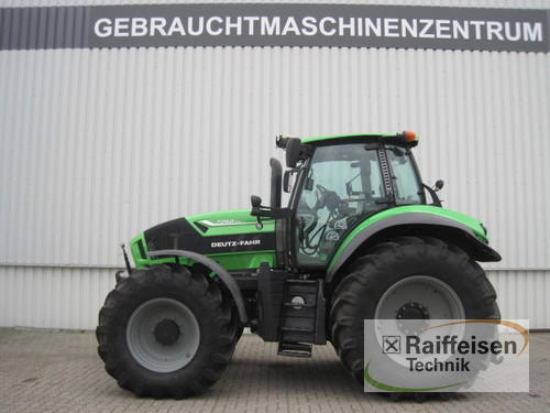 Deutz-Fahr Agrotron 7250 TTV Year of Build 2013 Holle