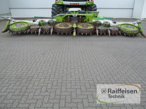 Straw Chopper Claas - Orbis 900 Maisgebiss