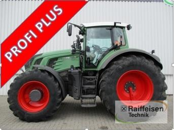 Fendt 936 Vario S4 Profi Plus Year of Build 2014 Holle