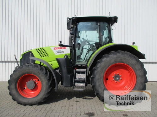 Claas Arion 640 CIS Baujahr 2014 Allrad