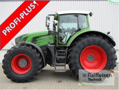 Fendt 930 Vario S4 Рік виробництва 2016 Holle