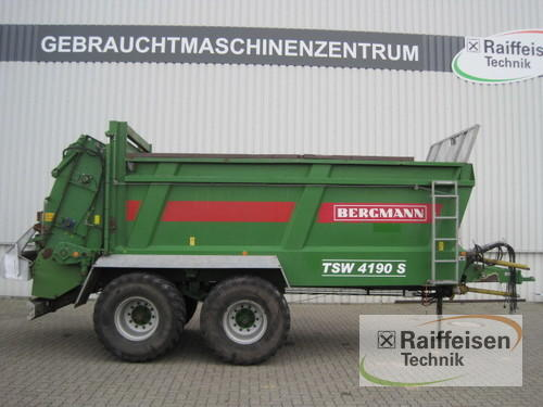 Bergmann Tsw 4190 S Year of Build 2014 Holle