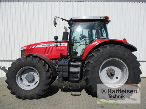 Massey Ferguson MF 7726 Dyna-6 Efficient Årsmodell 2015 4-hjulsdrift