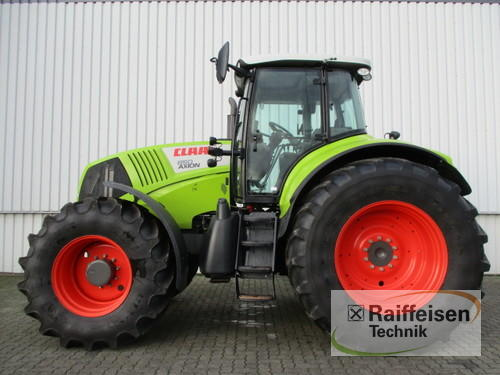 Claas Axion 850 CIS Årsmodell 2013 4-hjulsdrift