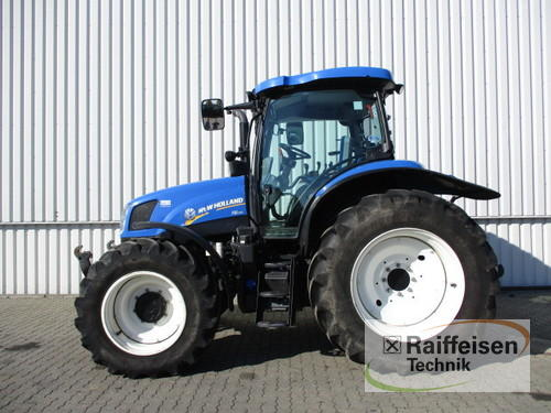 New Holland T6-Traktoren