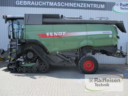 Fendt 8410 P Byggeår 2015 Holle