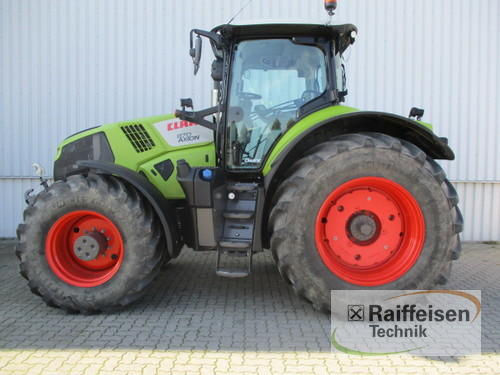 Claas Axion 870 Cmatic Årsmodell 2016 Holle
