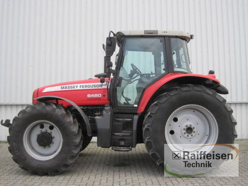 Traktor Massey Ferguson - 6480