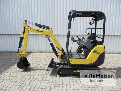 Yanmar Yanmar Sv 16 Year of Build 2018 Holle