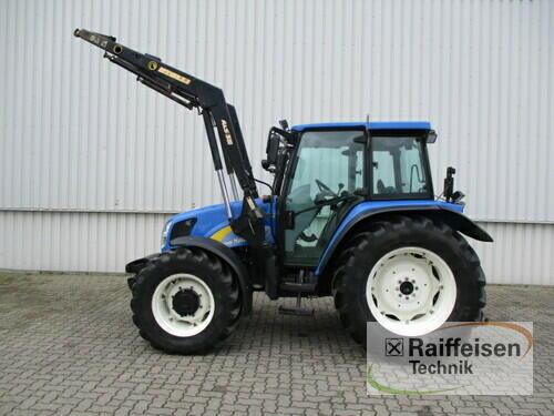 New Holland T 5050 Frontlader Baujahr 2011