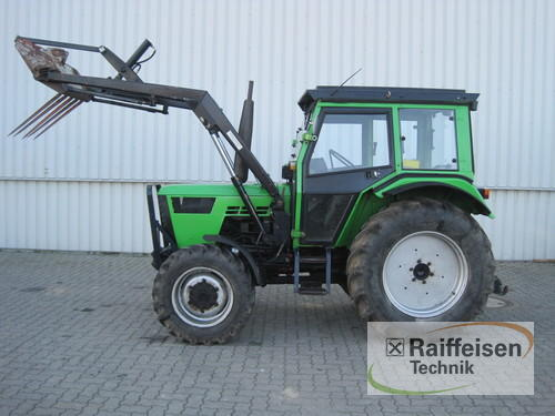 Deutz-Fahr Torpedo Tx 55 A Year of Build 1993 Holle