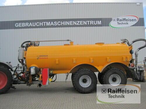 Veenhuis Güllewagen Profi Line Anul fabricaţiei 2014 Holle