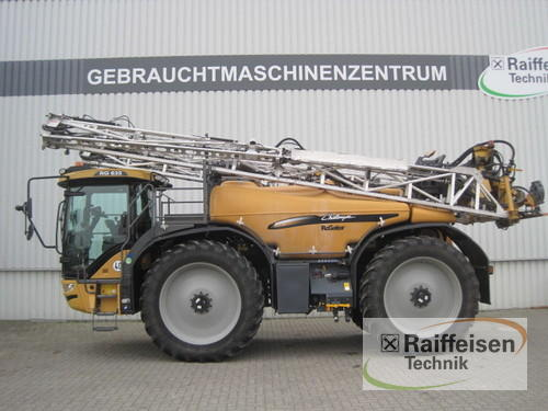 Challenger Rogator 635 B Year of Build 2011 4WD