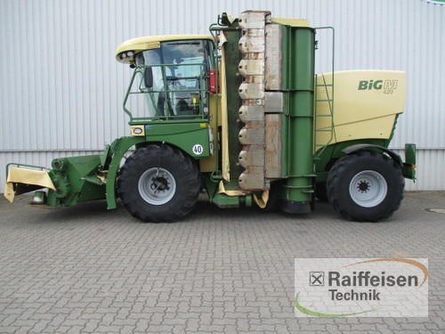 Krone Big M 420 Baujahr 2013 Holle