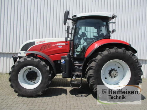 Steyr Cvt 6230 Year of Build 2015 4WD