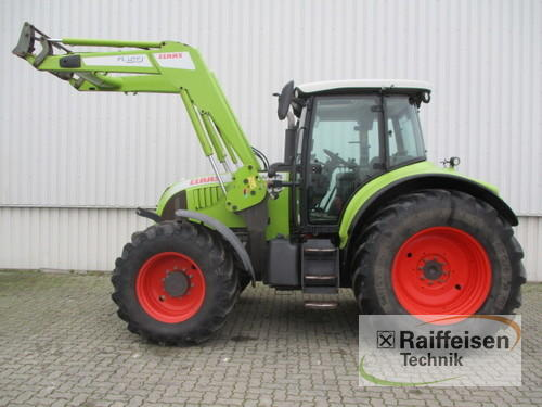 Claas Arion 640 CIS Front Loader Year of Build 2010
