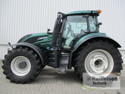 Valtra T254 Versu Smarttouch Year of Build 2017 Holle
