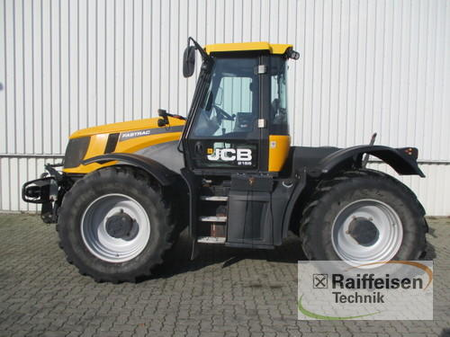 JCB Fastrac 2155 Year of Build 2012 Holle