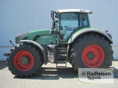 Fendt 930 Vario Bouwjaar 2010 4 WD