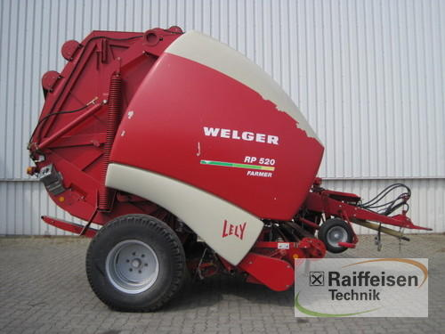 Welger Rp520 Year of Build 2000 Holle