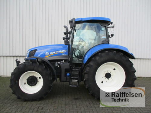 New Holland T 6.175 Year of Build 2016 Holle