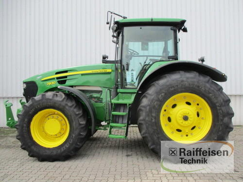 John Deere 7830 Year of Build 2007 Holle