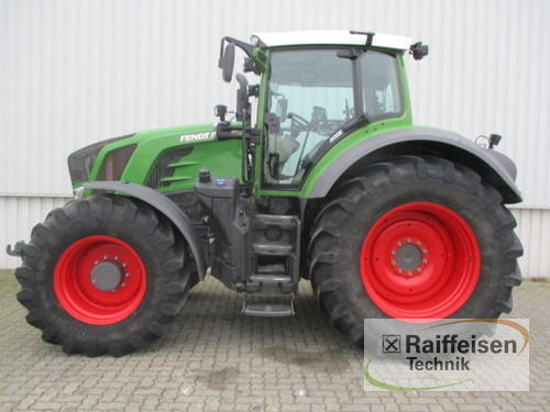 Fendt 828 Vario S4 Profi Year of Build 2017 4WD