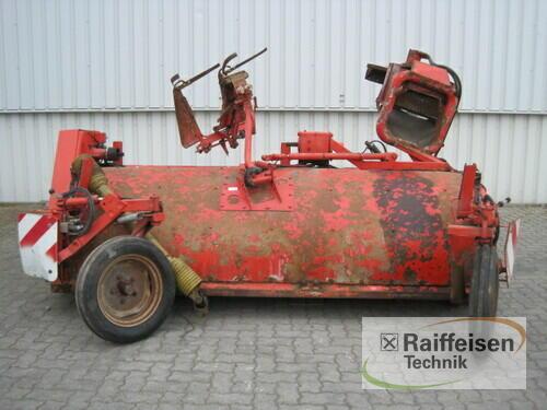 Holmer Blattschlegler Año de fabricación 2008 Holle