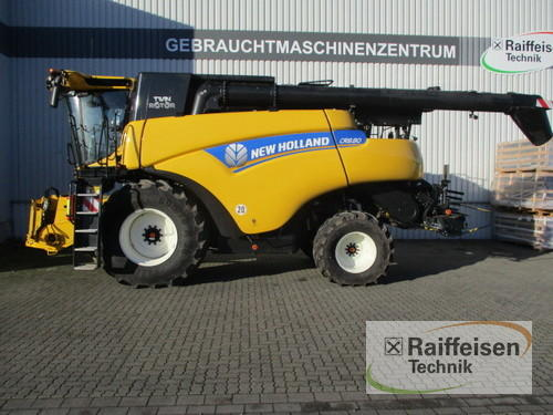 New Holland CR 8.80 Godina proizvodnje 2017 Holle