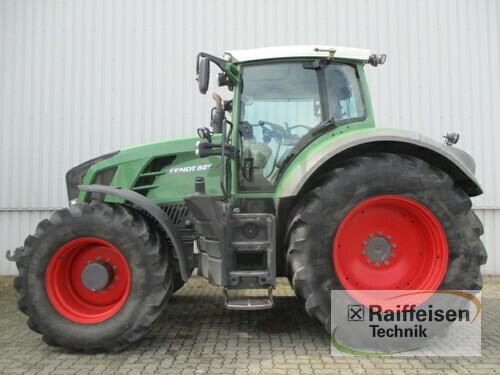 Fendt 828 Vario SCR Profi Plus Έτος κατασκευής 2012 Κίνηση σε όλους τους τροχούς