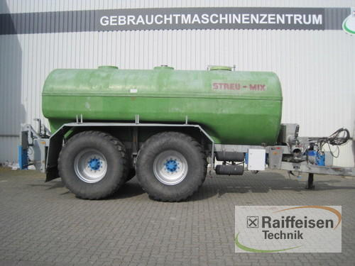 Streumix Drehkolbentankwagen 18.500 Ltr Year of Build 2012 Holle
